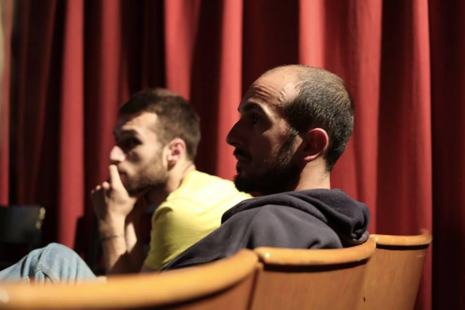 Tjago und Guillaume